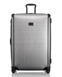 Tumi - Metallic Tegra-lite T-graphite Extended-trip Packing Case for Men - Lyst