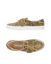 L'Autre Chose - Metallic Low-tops & Trainers - Lyst