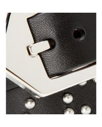 Givenchy | Multicolor Cowboy Embellished Leather Bracelet | Lyst
