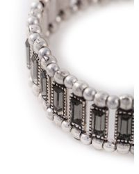 Philippe Audibert - Gray 'titia' Bracelet - Lyst