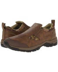 Ariat | Brown Kelso Slip-on for Men | Lyst