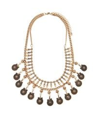 Forever 21 | Metallic -inspired Layered Necklace | Lyst