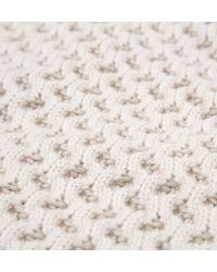 Sunspel | Gray Men's Textured Merino Jumper for Men | Lyst