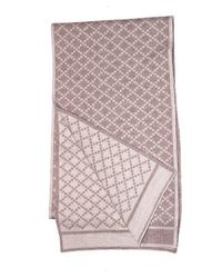 Gucci - Gray Reversible Diamond Pattern Scarf for Men - Lyst