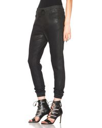 R13 - Black Boy Skinny Jogger Pants - Lyst