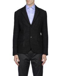 Marc Jacobs - Gray Blazer for Men - Lyst