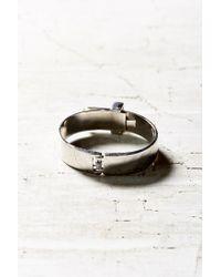 Urban Outfitters - Metallic Favorite Buckle Bracelet - Lyst