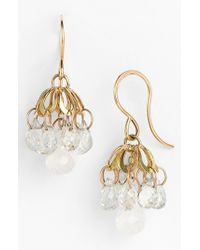 Melissa Joy Manning | Metallic Small Chandelier Earrings | Lyst
