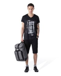 DIESEL | Black Krosho-a for Men | Lyst