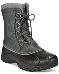 BEARPAW | Gray Colton Tall Duck Boots for Men | Lyst