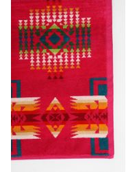 Pendleton | Red Chief Joseph Cherry Towel for Men | Lyst