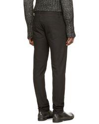 Ann Demeulemeester - Black Skinny Jeans for Men - Lyst