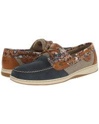 Sperry Top-Sider - Multicolor Bluefish Liberty Floral - Lyst