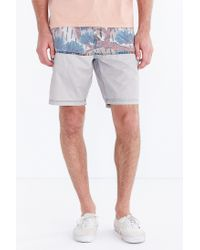 Katin - Gray Bonsai Boardshort for Men - Lyst
