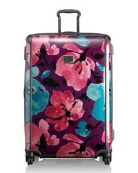 Tumi - Multicolor Tegra-lite Peony Floral Large-trip Packing Case - Lyst