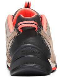 Clarks | Black Outdoor Outlay South Sneakers | Lyst