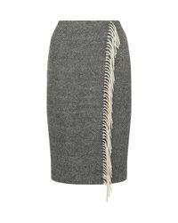 Hobbs | Black Harewood Skirt | Lyst