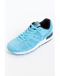 Saucony - Blue Grid Sd Premium Sneaker for Men - Lyst