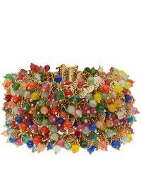 Rosantica | Multicolor Multicolour Il Mondo Acetate Bead Bracelet | Lyst