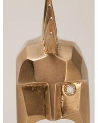Kelly Wearstler | Metallic 'head Trip' Ring | Lyst