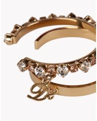 DSquared² - Metallic Armlet - Lyst