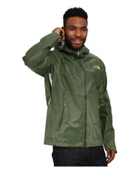 The North Face - Green Fuseform™ Dot Matrix Jacket for Men - Lyst