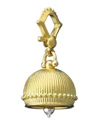 Paul Morelli - Metallic 18k #3 Plain Meditation Bell Pendant - Lyst