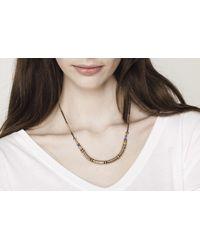 Jenny Bird - Metallic Layer Me Necklace - Lyst
