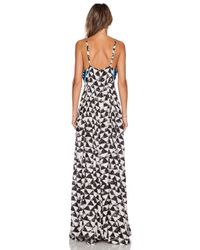 Mara Hoffman | Multicolor Embellished Maxi Dress | Lyst