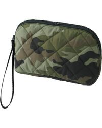 Uniqlo - Green Padded Pouch - Lyst