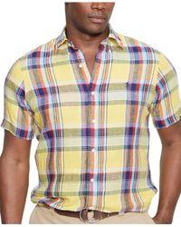 Polo Ralph Lauren - Multicolor Big & Tall Plaid Shirt for Men - Lyst