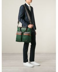 Dolce & Gabbana | Green 'etna' Shopper Tote for Men | Lyst
