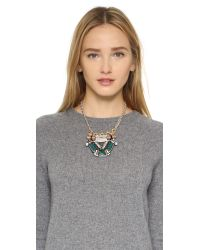 Nocturne - Multicolor Helen Necklace - Lyst