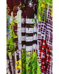 Clover Canyon - Multicolor Lattice Garden Maxi Dress - Lyst