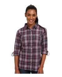 Carhartt | Gray Dodson Shirt | Lyst