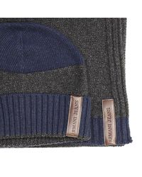 Armani Jeans | Blue Hat for Men | Lyst