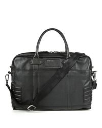 DIESEL - Black Urban Core Briefcase for Men - Lyst