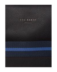 Ted Baker - Blue Striped Despatch Bag for Men - Lyst