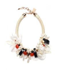 Lizzie Fortunato | Multicolor Under The Sea Necklace | Lyst
