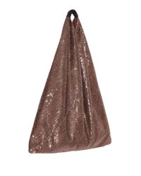 MM6 by Maison Martin Margiela - Brown Japanese Sequins Bag - Lyst