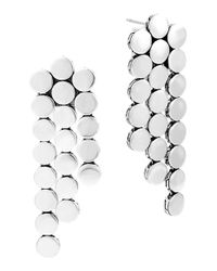 John Hardy | Metallic 'dot' Multistrand Drop Earrings | Lyst