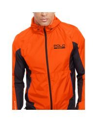 Pink Pony | Orange Water-resistant Jacket for Men | Lyst