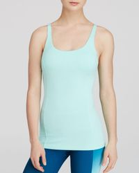 Under Armour | Blue Tank - Urban Jungle Back Off | Lyst