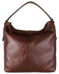 Cole Haan | Brown Rockland Hobo | Lyst