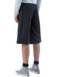 Yang Li - Blue Men's Long Loose Shorts In Black for Men - Lyst