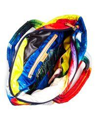 MZ Wallace - Multicolor Cosmic Print Medium Metro Tote - Cosmos - Lyst