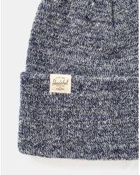 Herschel Supply Co. - Gray Supply Co. Frankfurt Hat - Grey for Men - Lyst