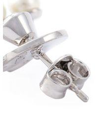 Ca&Lou   Metallic Pixie Earrings   Lyst
