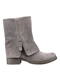 Nine West - Gray Thomasa Booties - Lyst