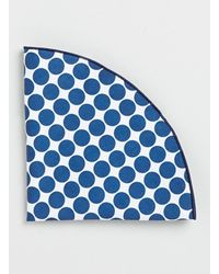 SELECTED | Multicolor Pocket Square for Men | Lyst
